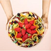 Carrousel de fruits