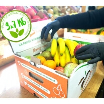 livraison de fruits frais entreprise