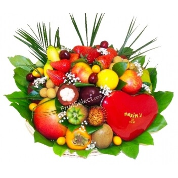 FRUITS COEUR