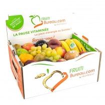 livraison de fruits frais bureau