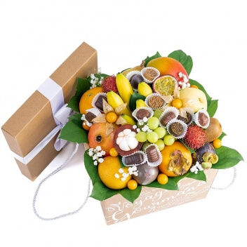 SweetBox - Fruits Choco