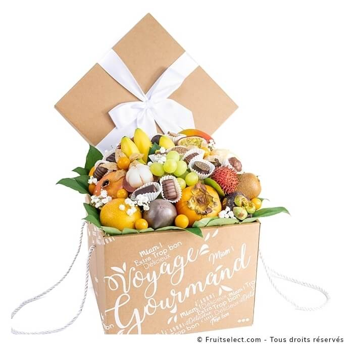 SweetBox - Fruits Choco