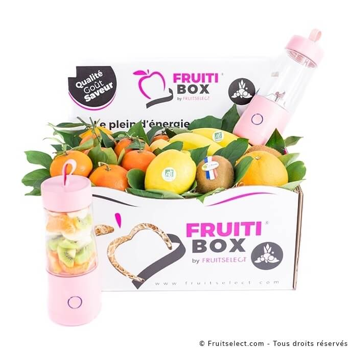 Smoothie box