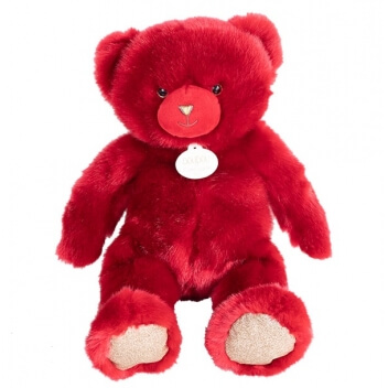 Peluche Rouge Passion