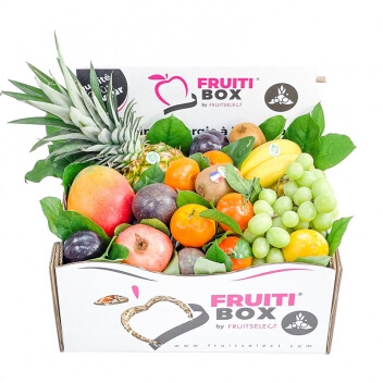 Fruitibox Fruits exotiques