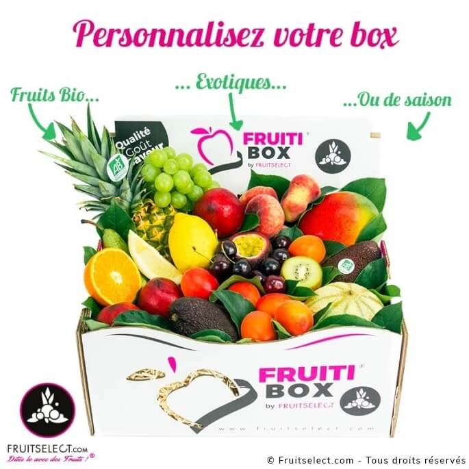 Vos fruits direct producteur