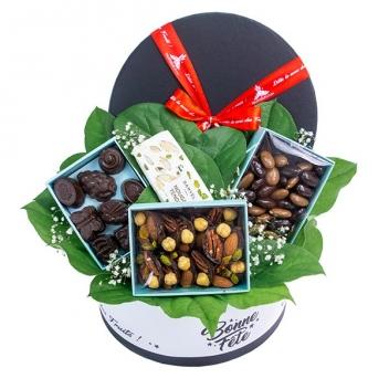 Coffret chocolats Damyel