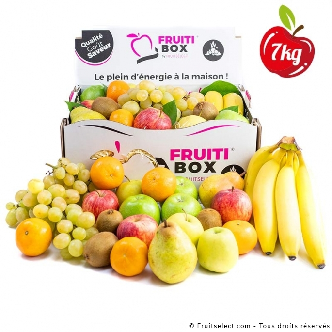 livraison de fruits frais