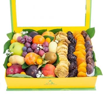 Fruits frais & fruits secs