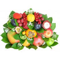 Cadeau Fruits livraison Message Fruitié
