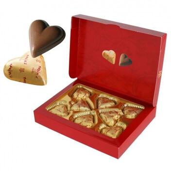Petits Coeurs Chocolat