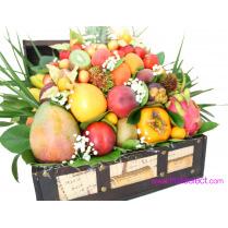 Cadeau Fruits jardin frais