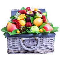Fruitissimo coffret de fruits
