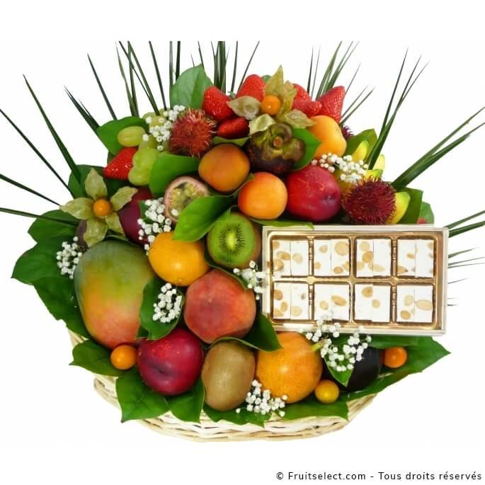 Fruiti Nougat