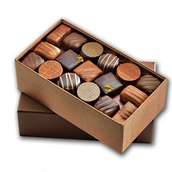 Schaal chocolat : ECRIN 215grs