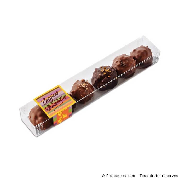 6 Rochers chocolat