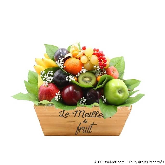 Coffret Fruits
