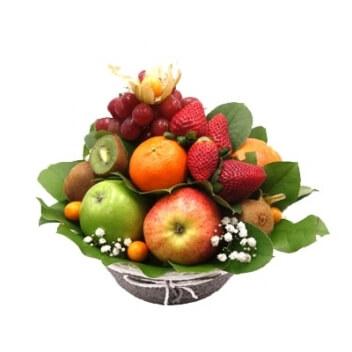 Fruits Pastel