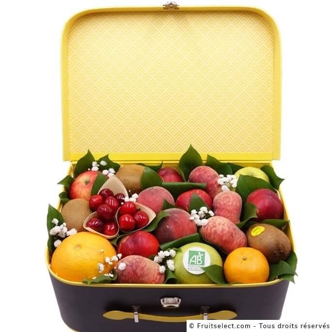 Colis Fruits Bio