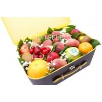 Colis Fruits Bio un cadeau fraicheur