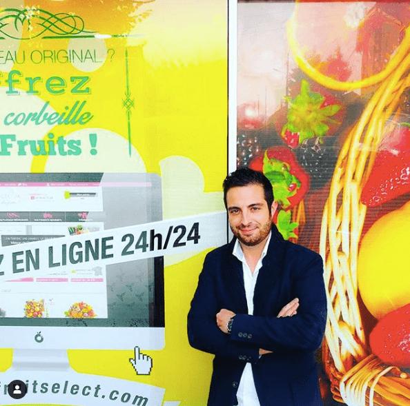 avis Fruitselect équipe entreprise
